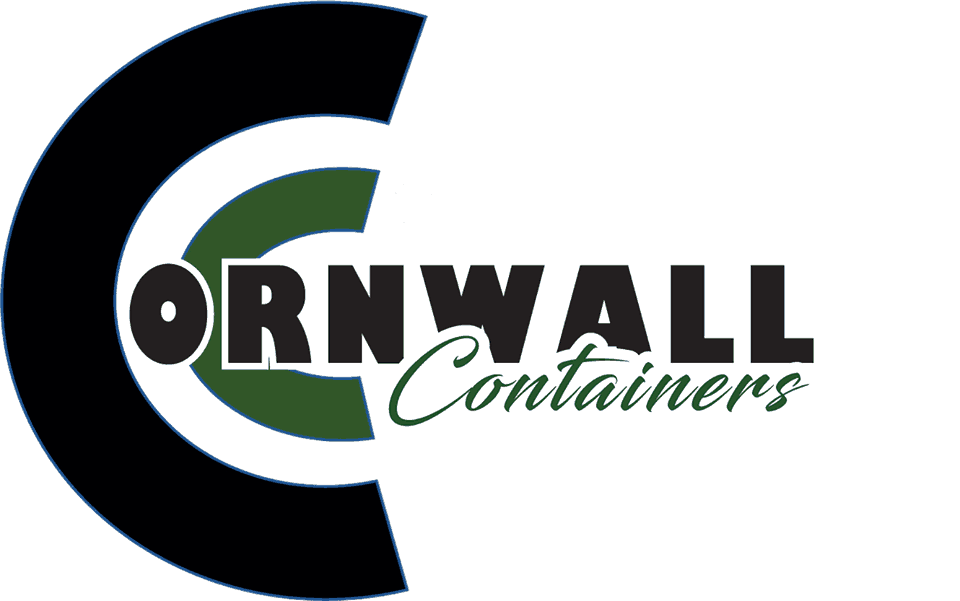 Cornwall Self Storage Containers Logo